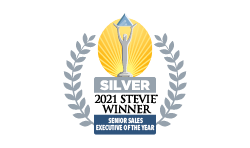2021 Stevie Senior Sales Executive of the Year