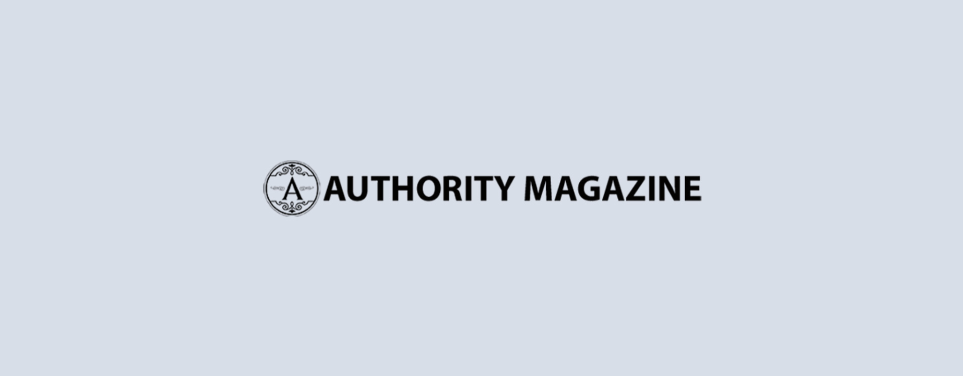 Authority Magazine logo