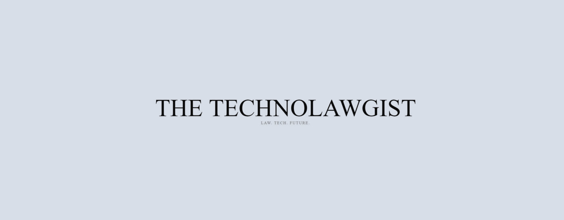 The Technolawgist logo