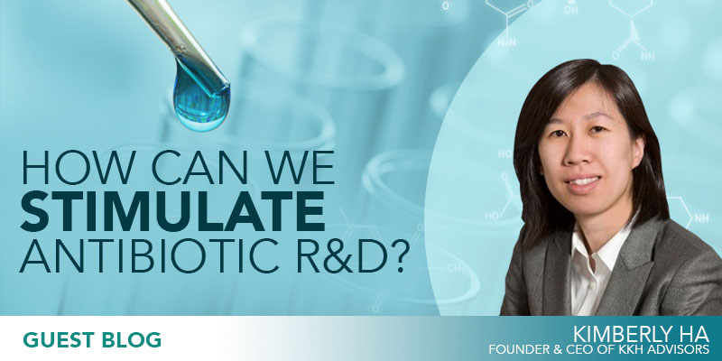 Kimberly Ha: How can we stimulate antibiotic R&D banner