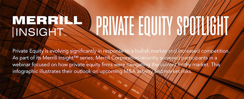 Merrill insight private equity spotlight banner