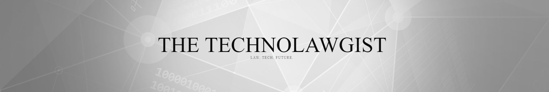 Technolawgist news banner