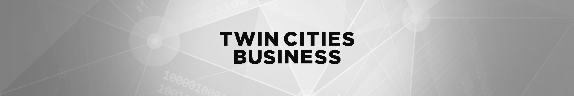 Twin Cities Business news banner