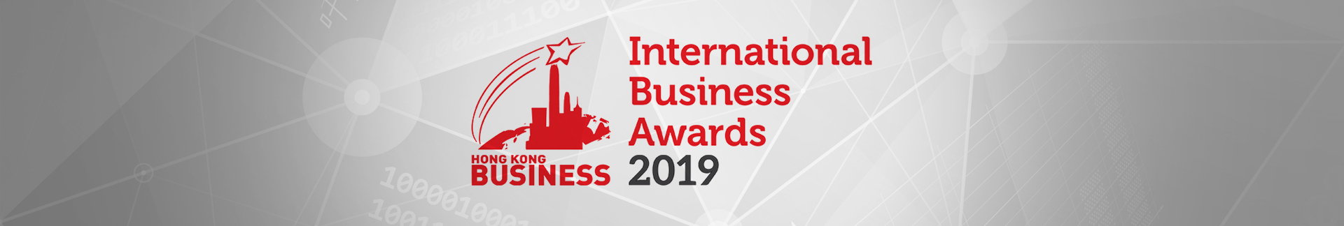 International Business Awards news banner